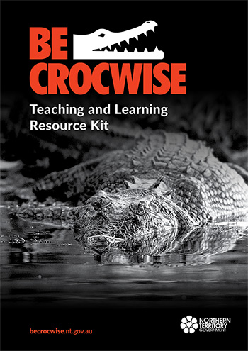 Be Crocwise Teaching and Learning kit